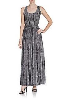 Joie Vanetta Silk Maxi Dress