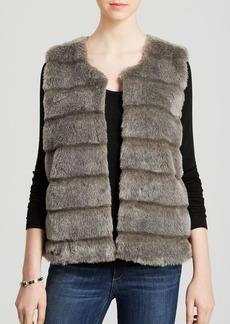 Joie Vest - Andrina Faux Fur