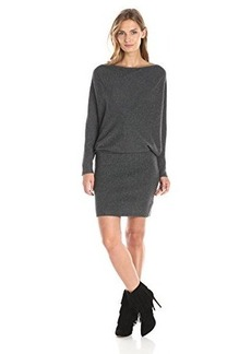 Joie Women's Athel B Sweater Dress, Dark Heather Grey, Medium