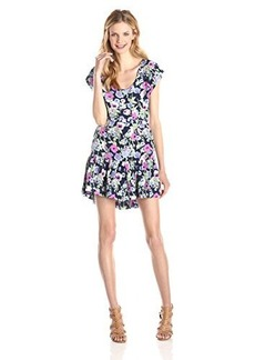 Joie Women's Belinda Multicolored Floral Silk Dress