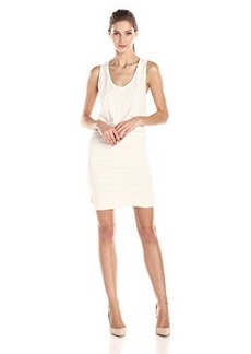 Joie Women's Bond Ruched Racerback Dress