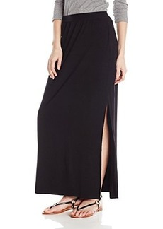 Joie Women's Ciaran Side-Slit Maxi Skirt