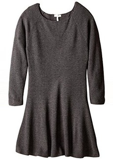 Joie Women's Didiere Sweater Dress, Heather Charcoal, Large