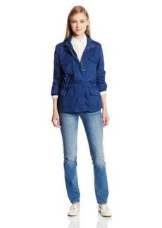 Joie Women's Elexus Poplin Anorak Jacket