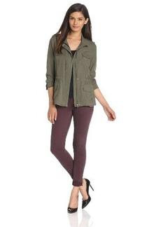Joie Women's Elexus Tencel Army Jacket