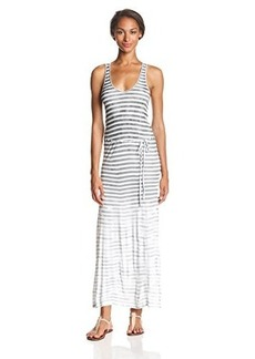Joie Women's Emilia Ombre Striped Maxi Dress