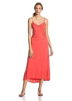 Joie Women's Emy Jersey Hi-Lo Maxi Dress