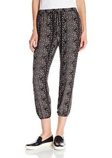 Joie Women's Janus Geo Snake Jersey Pants
