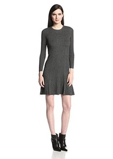 Joie Women's Jolia Ribbed Sweater Dress