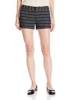Joie Women's Merci Yarn Dye Ethnic Stripe Short