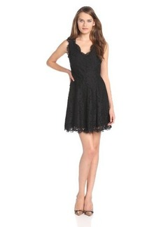 Joie Women's Nikolina Allover Lace Dress