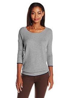 Joie Women's Ranger B Thermal Stitch Pullover Sweater