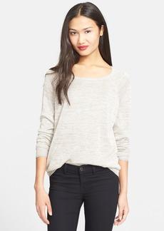 Joie 'Zereld' Metallic Raglan Sleeve Pullover