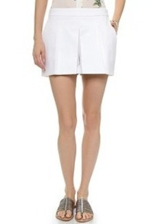 Joie Zorion Pleated Shorts