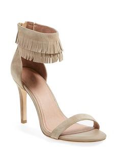 Joie'Alek' Fringe Ankle Strap Sandal (Women)