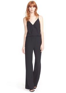 Joie 'Beata' V-Neck Sleeveless Jumpsuit