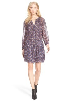 Joie 'Xyla' Floral Print Silk Dress
