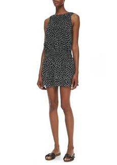 Kieran Sleeveless Printed Dress   Kieran Sleeveless Printed Dress