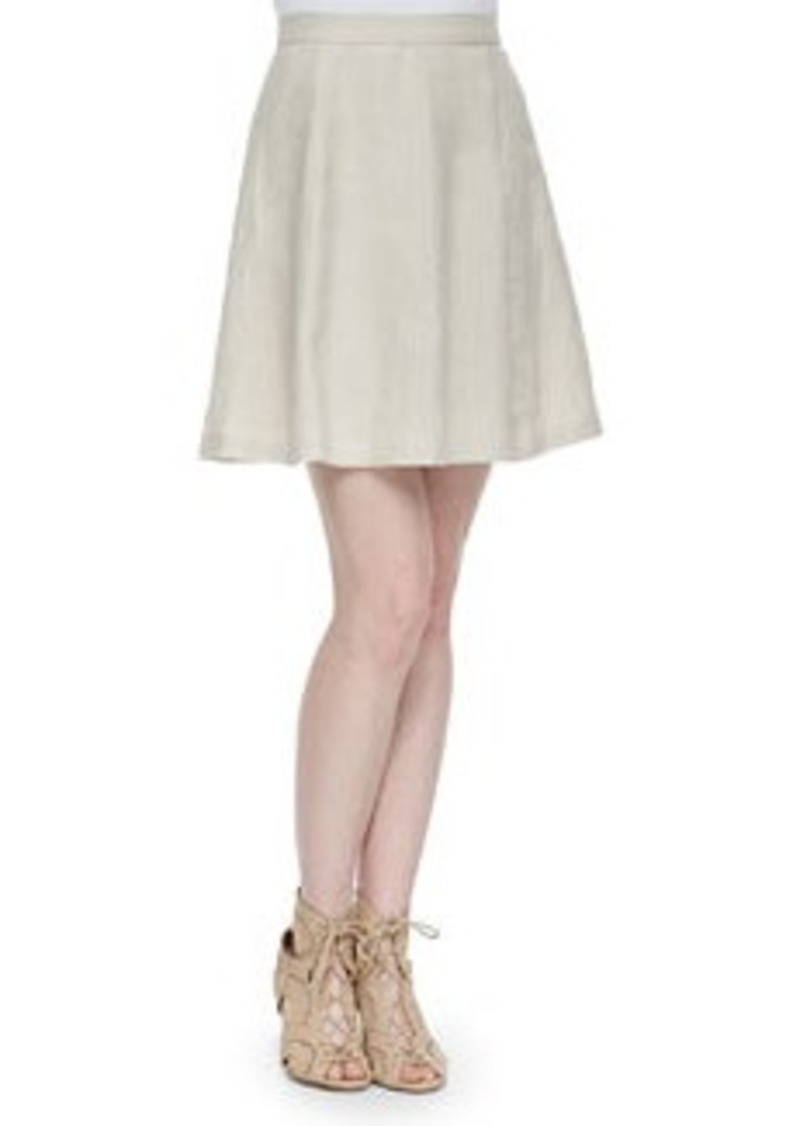 joie loudivine structured a line skirt loudivine