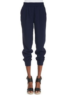 Mariner Pull-On Pants, Dark Navy   Mariner Pull-On Pants, Dark Navy