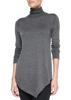 Nilsa Slub-Knit Turtleneck Sweater   Nilsa Slub-Knit Turtleneck Sweater