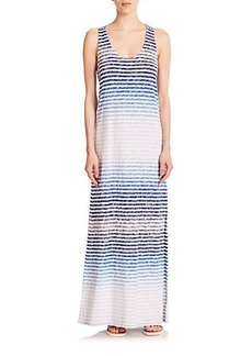 Soft Joie Ager Striped Racerback Maxi Dress