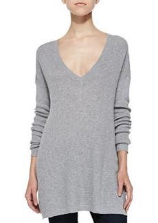 Soft Joie Beau V-Neck Tunic Sweater