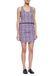 Soft Joie Bond Printed Blouson Knit Dress