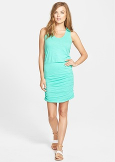 Soft Joie 'Bond' Shirred Racerback Dress