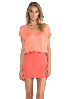 Soft Joie Brix Dress in Coral