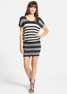 Soft Joie 'Brix' Stripe Blouson Dress