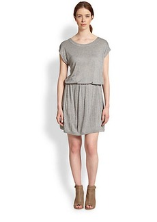 Soft Joie Cercei Blouson-Waist Jersey Dress