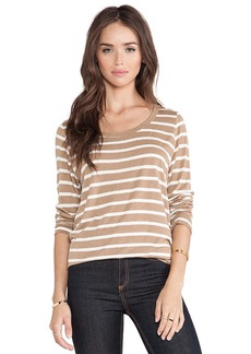 Soft Joie Coletta Sweater in Tan