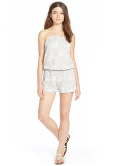 Soft Joie 'Connely' Strapless Romper