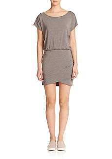 Soft Joie Cyerra Heathered Jersey Dress