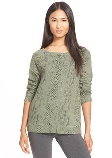 Soft Joie 'Darilynn B' Print Raglan Sleeve Sweatshirt