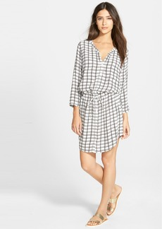 Soft Joie 'Dayle' Plaid Dress