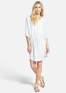 Soft Joie 'Dayle' Plaid Dress