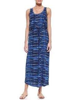 Soft Joie Dimzni Striped Drawstring Maxi Dress