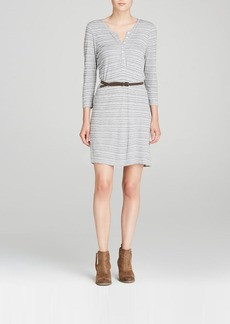 Soft Joie Dress - January B Mini Stripe