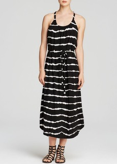 Soft Joie Dress - Laguna C Tie Dye Stripe