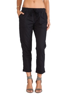 Soft Joie Emmerson Pant in Black