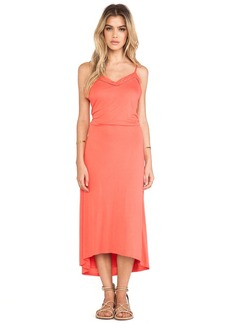 Soft Joie Emy Maxi Dress in Coral