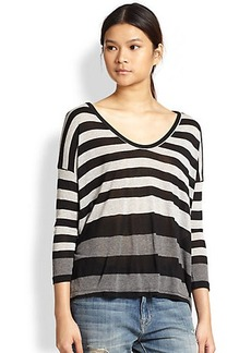Soft Joie Fawn Slouched Striped Tee