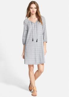 Soft Joie Floral Print Cotton Dress