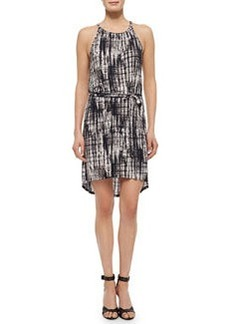 Soft Joie Godfrey Printed Halter Dress, Caviar