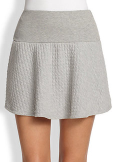 Soft Joie Kaydree Quilted Jersey Skirt