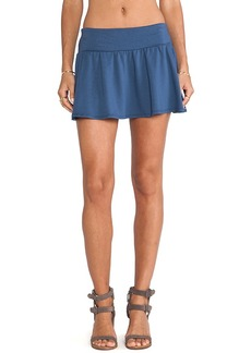 Soft Joie Kaydree Skirt in Blue