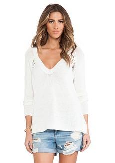Soft Joie Kazi Sweater in Ivory