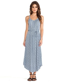 Soft Joie Laguna B Maxi Dress in Navy